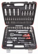 Hilka 94 Piece 1/4'' & 1/2'' Socket Set